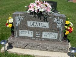 Marilyn Sue <i>Harvey</i> Bevill