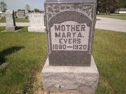 Maria Anna Evers