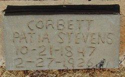 Pat A. <i>Stevens</i> Corbett