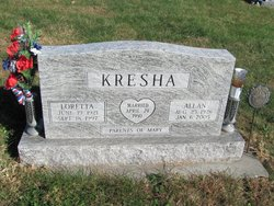 Loretta M. <i>Novack</i> Kresha