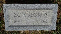 Howard Ray Argabrite