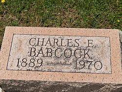 Charles Edward Babcock