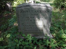 John Francis Thomas Anderson