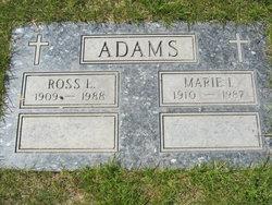 Ross L Adams