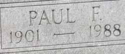 Paul Franklin Mizell