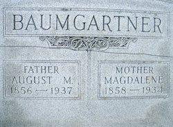 Magdalene <i>Hecht</i> Baumgartner