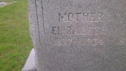 Rachel Elizabeth Lizzie <i>Hutcheson</i> Cochran