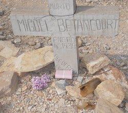 Miguel Betancourt
