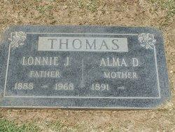 Lonnie J. Thomas