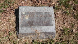 Robert A. Baxter
