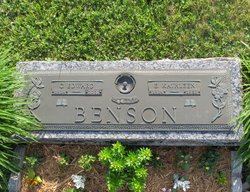 C Edward Benson