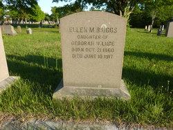 Ellen M. <i>Luce</i> Briggs