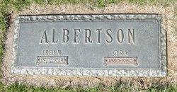 Frederick W. Fred Albertson