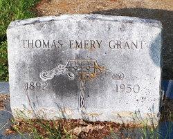 Thomas Emily Grant