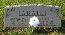 Asa William Adair