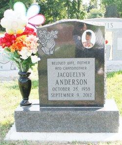 Jacquelyn Jackie <i>Roane</i> Anderson