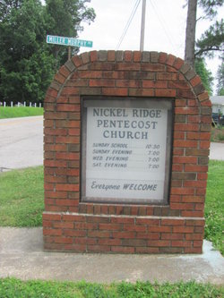 Nickel Ridge Cemetery