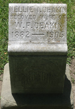 Nellie Irene <i>Bowles</i> Deakin