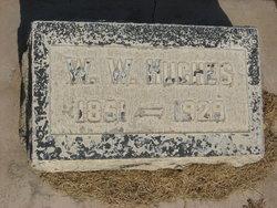 William W Hughes