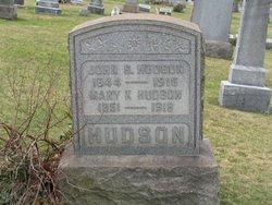 John S Hudson