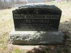 Marie <i>Jacobson</i> Hovde