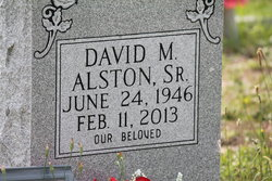 David Mamon Alston, Sr