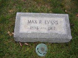 Max Robert Evans