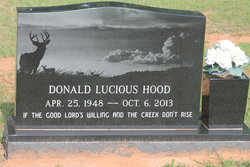 Donald Lucious Hood