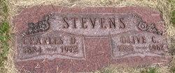 Charles D Stevens