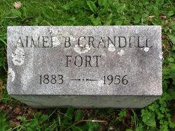 Aimee Beach <i>Crandell</i> Fort