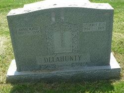 James Francis Jim Delahunty, Sr