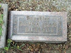 Donna Jean Burrous