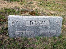 Walter W. Derby
