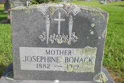 Josephine <i>Vezurk</i> Bohack