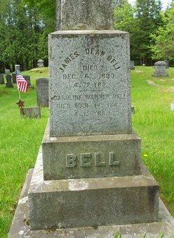 Caroline <i>Warner</i> Bell