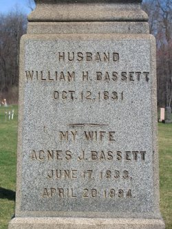 Agnes J <i>Forrester</i> Bassett