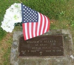 William Franklin Bill Allred