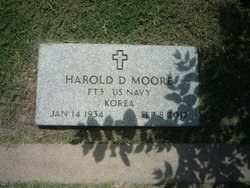 Harold D. Moore