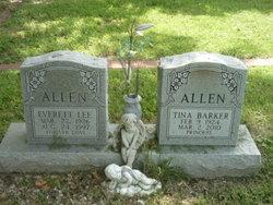 Tina <i>Barker</i> Allen