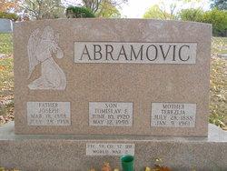 Terezija Theresa <i>Erbesevic</i> Abramovic