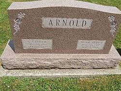 Florence Evelyn <i>Zimmerman</i> Arnold
