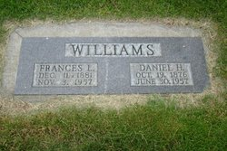 Frances Louise <i>Ross</i> Williams