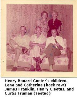 Curtis Truman Gunter