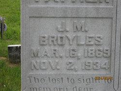 J M Broyles