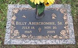 Billy Dean Abercrombie, Sr
