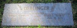 Rhoda <i>Newmark</i> Deblinger