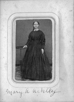 Mary Ann <i>Joslin</i> Ackley
