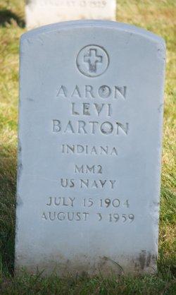 Aaron Levi Jack Barton