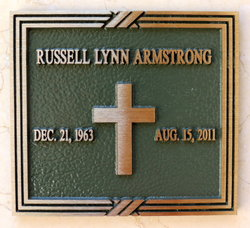 Russell Lynn Armstrong