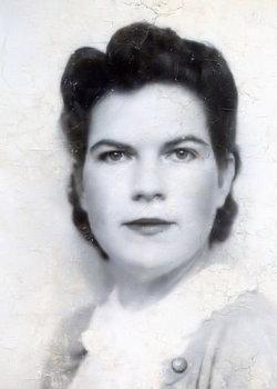 Nellie Vaughn <i>Bolin</i> Ott